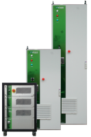 Triphase programmable, modular and turn-key power systems